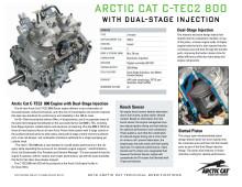 Lisätietoa Arctic Catin uudesta 8000-moottorista