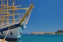 Opplev Middelhavets perler i Italia & Frankrike - på dekk under blafrende segl