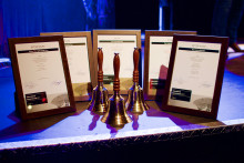 Lexter den stora vinnaren i International Sound Awards!
