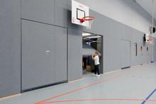 Kvalitetssäkrade sporthallsportar från Hörmann