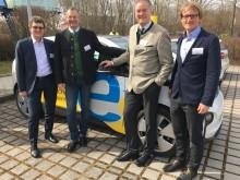 Neue Kundenräume im Bayernwerk-Standort in Unterschleißheim
