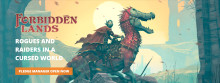 Forbidden Lands Released to all Backers - Last Chance to get Early Access to the Cursed World!