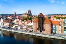 Ny direktlinje med Norwegian till Gdansk från Landvetter