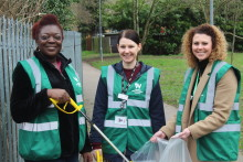 Thousands of volunteers across Britain bring stations and railways into the heart of communities