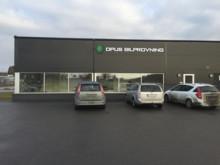 Opus Bilprovning öppnar i Ronneby