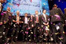 Cramo huvudsponsor för Årets bygge