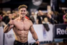Svenskt Kosttillskott inleder samarbete med CrossFit-atlet