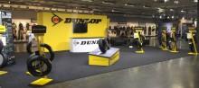 Välkommen till Dunlop på MC-mässan 2017 – monter A33:19