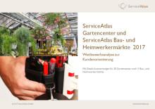 Die beliebtesten Baumärkte und Gartencenter