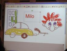 Skolan behöver arbeta mer med visuella uttryck