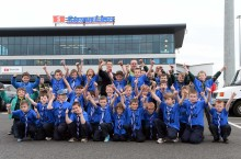 600 NI Cub Scouts travel with Stena Line