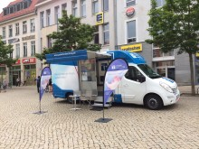 Beratungsmobil der Unabhängigen Patientenberatung kommt am 27. September nach Halberstadt.