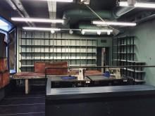 Nudie öppnar Repair Shop i Bibliotekstan.