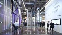 Schüco bygger framtid - Imponerar på BAU-mässan i München