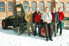Nytt sommarevenemang i Eskilstuna - Fordonsfestival för tunga fordon