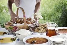 Sveriges mat allt hetare utomlands