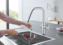 Ny undersökning från GROHE: Hållbarhet bortprioriteras när köket ska renoveras