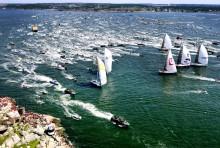 Göteborg bjuder på folkfest när Volvo Ocean Race kommer hem