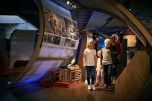 Sportlov på Bohusläns museum