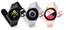 Samsung Galaxy Watch Active on tänään kaupoissa