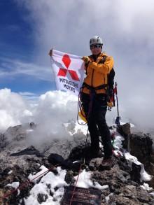 Grattis Renata - första svenska kvinna med The Seven Summits