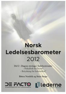 Norsk Ledelsesbarometer 2012