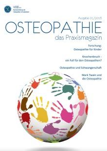 2. Ausgabe der Osteopathie-Patientenzeitung erhältlich