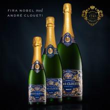 Fira Nobel med André Clouet!