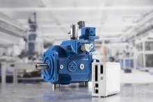 Bosch Rexroths hydrauliske pumpestyring (VT HPCn), et nytt medlem i Sytronix-familien
