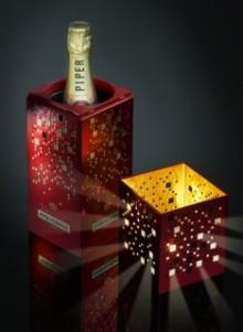 Piper-Heidsieck tar designtraditionen vidare med innovativ champagnekylare