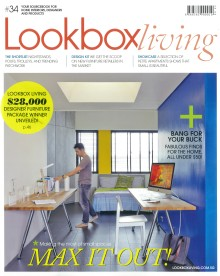 HAUS Furnishing featured on Lookbox Living Magazine