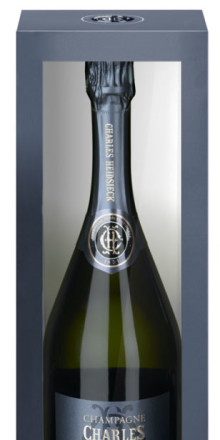 Charles Heidsieck champagne tar en plats i Systembolagets fasta sortiment