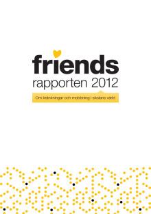 Friendsrapporten 2012