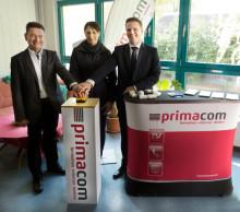 primacom nimmt neues Multimedianetz für Freyburg (Unstrut) in Betrieb