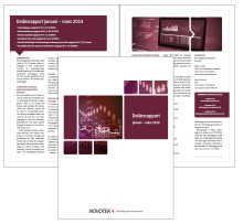 Delårsrapport januari - mars 2014 för Novotek