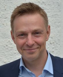 Daniel Evertsson ny fastighetsutvecklare för Svenska Hus i Skåne