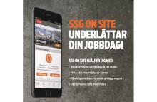 SSGs tjänst Anläggningsinformation utvecklas som app