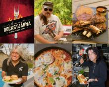 Rockstjärnorna lagar mat och talar ut i ny kokbok av Anders Tengner!