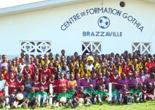 Forbo stöttar fotbollsskola i Kongo-Brazzaville
