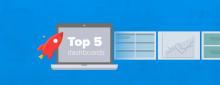 5 viktiga dashboards som hjälper dig att öka försäljningen