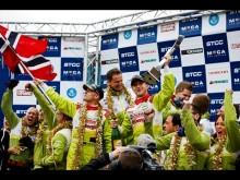 Volvo Polestar tackar av Tommy Rustad: Parterna avslutar samarbetet efter fem år och fyra titlar tillsammans