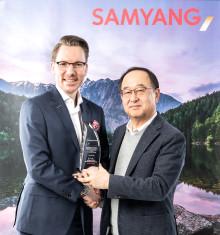 WALSER ist Samyang-Distributor des Jahres 2018