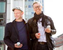 Boulebar Hötorgsterrassen - boule mitt i stan