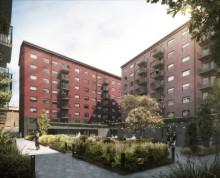 Göteborg får nytillskott på 265 hyreslägenheter
