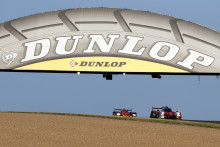 Dunlop Fills 2014 Le Mans LMP2 Podium With Jota Sport Taking Win
