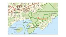 Nu invigs Värmdös nya naturreservat Hamnskogen Eriksberg