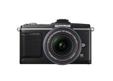 Olympus PEN E-P2 - Ny systemkamera i MicroFourThirds format från Olympus