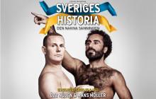 """Özz Nûjen och Måns Möller föreställning """"Sveriges historia - den nakna sanningen"""" åker på turné"""