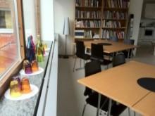Nya lokaler till terminstarten på Sensus i Piteå