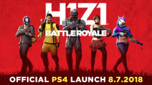 H1Z1: Battle Royale on PS4 Debuts Brand New Launch Trailer!